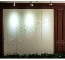 浮雕系列,软包背景墙厂家